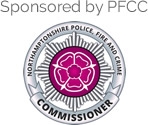 Supported by Office of Northamptonshire Police, Fire and Crime Commissioner
